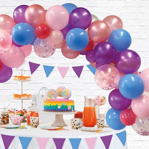 Ballongbåge Pastel Party