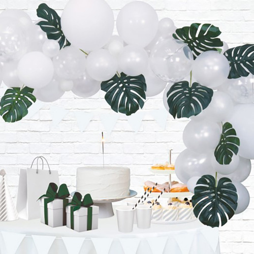 Ballongbåge White Party