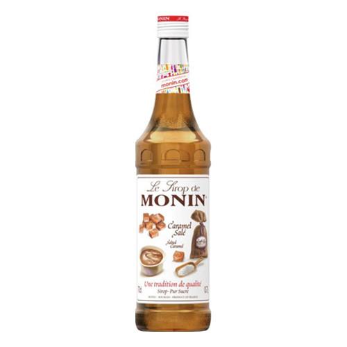 Monin Salted Caramel Syrup - 70 cl