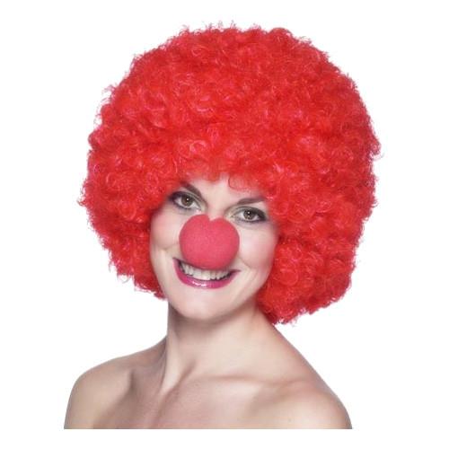 Clownnäsa Röd