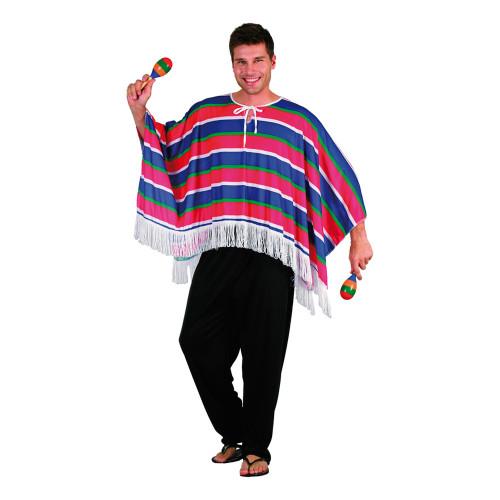 Mexikansk Kille Maskeraddräkt - One size