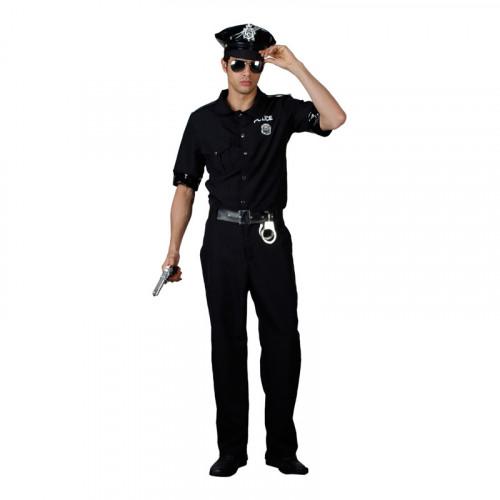 New York Polis Maskeraddräkt