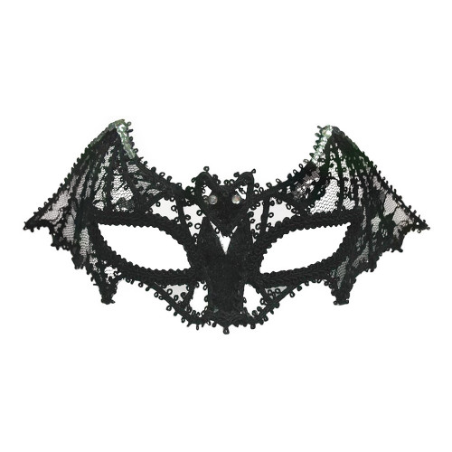 Ögonmask Fladdermus med Spets - One size