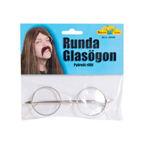 Glasögon Runda