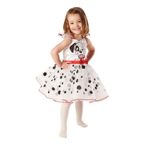 101 Dalmatiner Ballerina Barn Maskeraddräkt