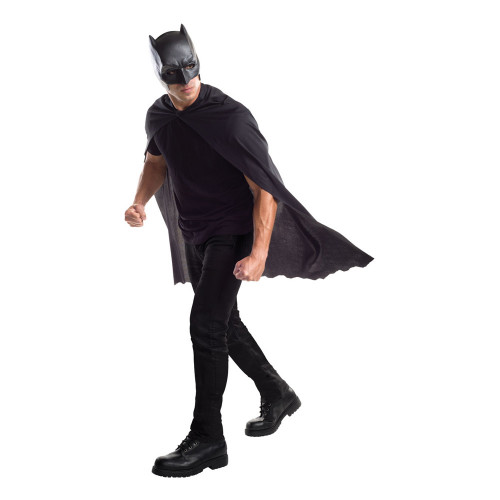 Batman Cape med Mask - One size