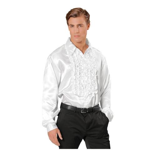 Kråsskjorta Vit