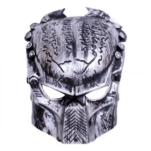 Predator Mask Silver