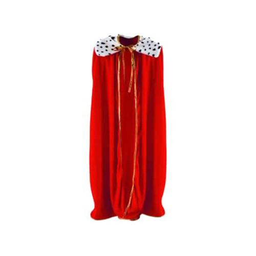 Kung- & Drottningmantel - One size