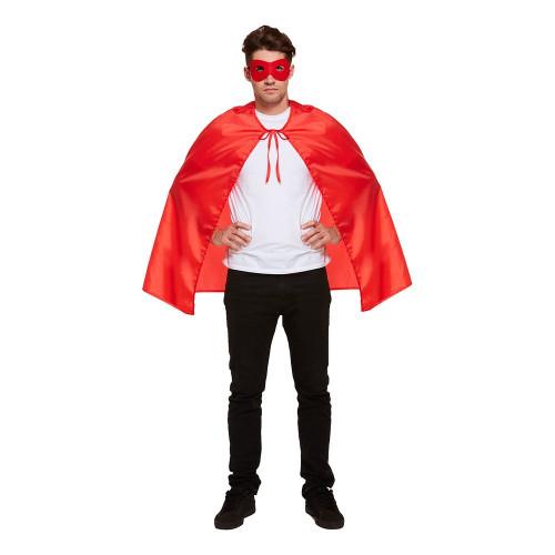 Superhjälte Kit Röd