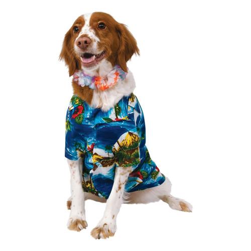 Hawaii Hund Maskeraddräkt