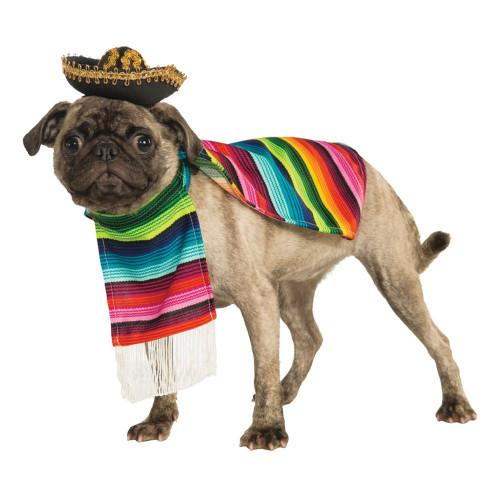 Mexiko Hund Maskeraddräkt