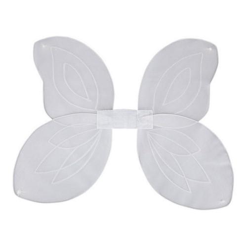Fjärilsvingar Vita