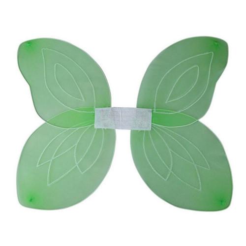 Fjärilsvingar Gröna