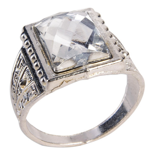 Ring med Diamant