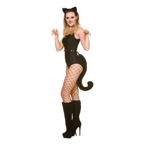 Katt Svart Tillbehörskit - One size