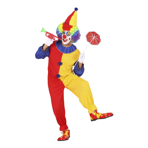 Clown Maskeraddräkt