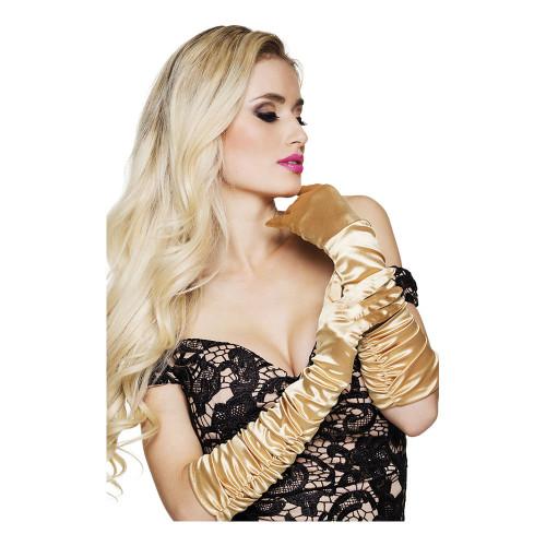 Handskar Hollywood Guld - One size