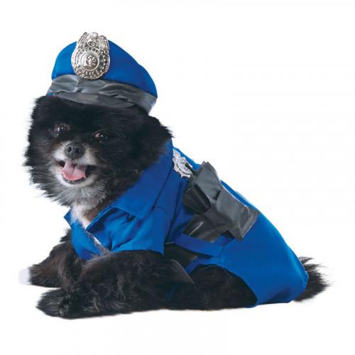 Polis Hund Maskeraddräkt