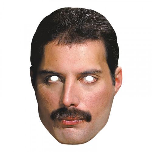 Freddie Mercury Pappmask