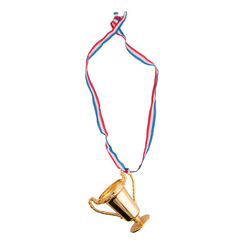 Halsband med Trofé