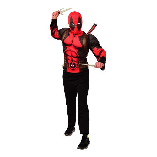 Deadpool Tillbehörskit - One size