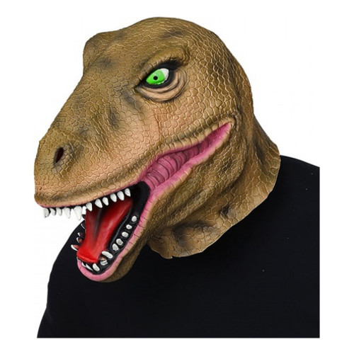 T-Rex Deluxe Mask - One size