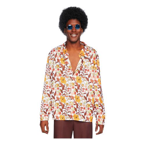 70-tals Skjorta Herr Deluxe
