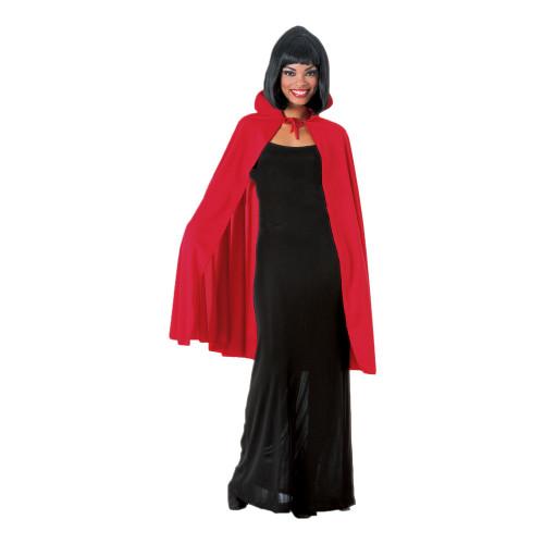 Vampyrcape Röd