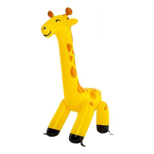 Gigantisk Vattenspridare Giraff