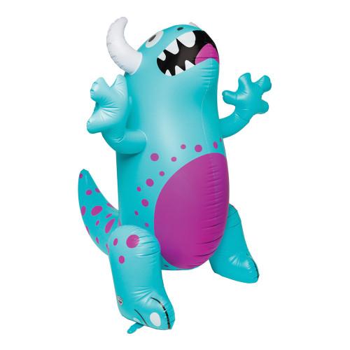 Gigantisk Vattenspridare Monster