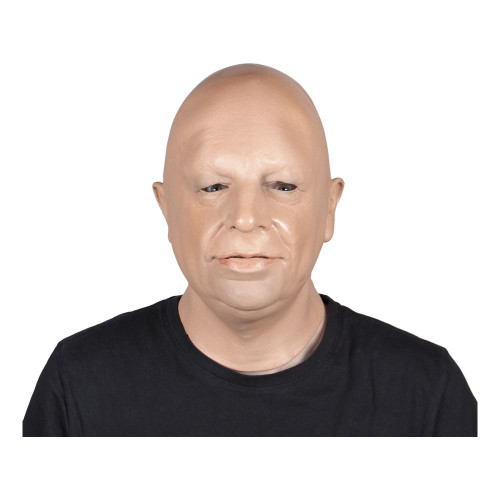 Bezos Greyland Film Mask - One size
