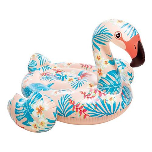 Tropisk Flamingo Badmadrass