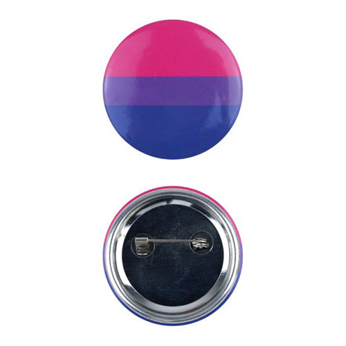 Emblem Bisexuell - 1-pack