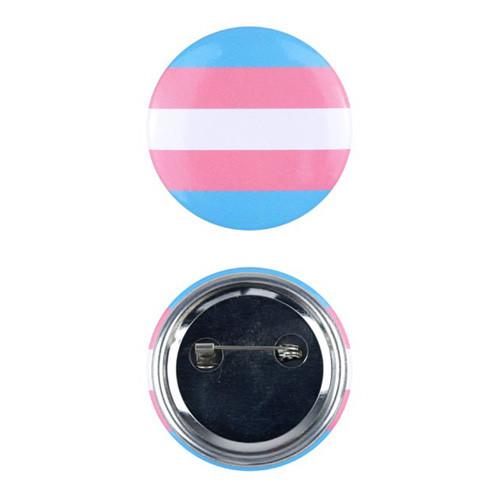 Emblem Transflagga - 1-pack