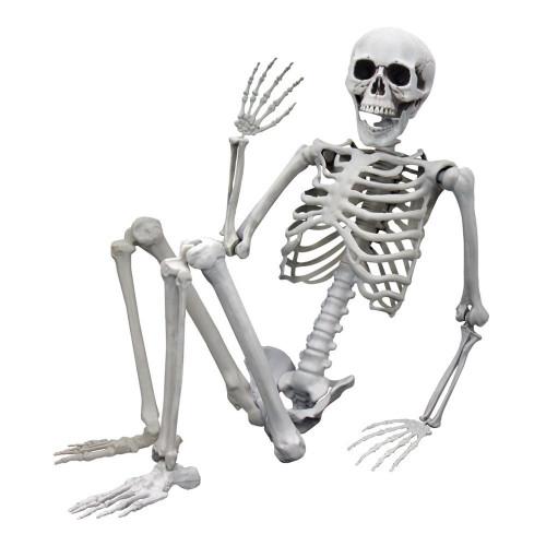 Verklighetstroget Skelett