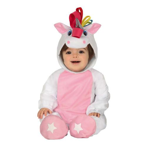 Unicorn bebis jumpsuit