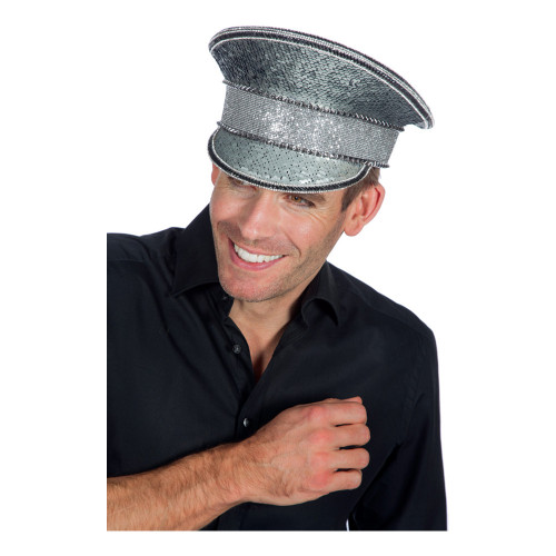 Festivalhatt Silver - One size