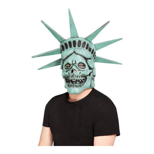 Frihetsgudinna Döskalle Mask - One size