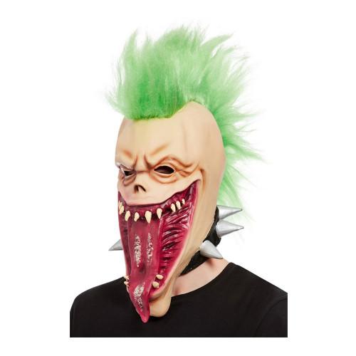 Punkarskalle Mask - One size