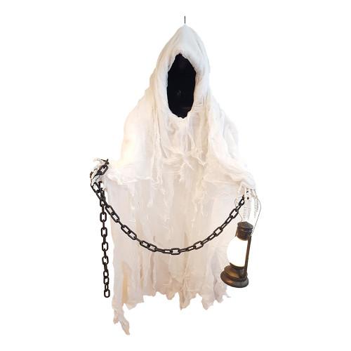 Reaper Huvudlös Hängande med Ljuslykta Prop