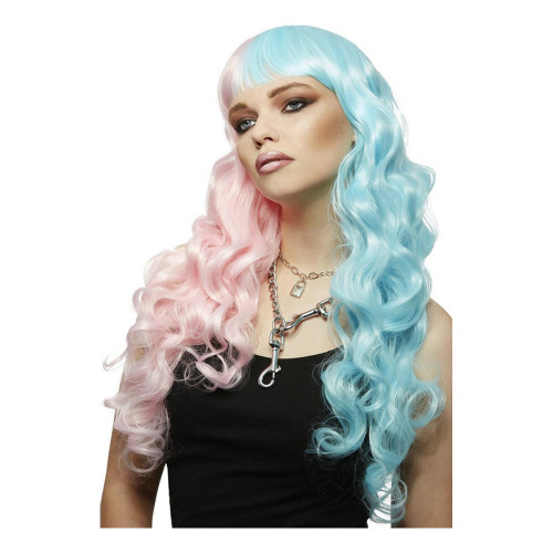 Manic Panic Cotton Candy Angel Peruk - One size
