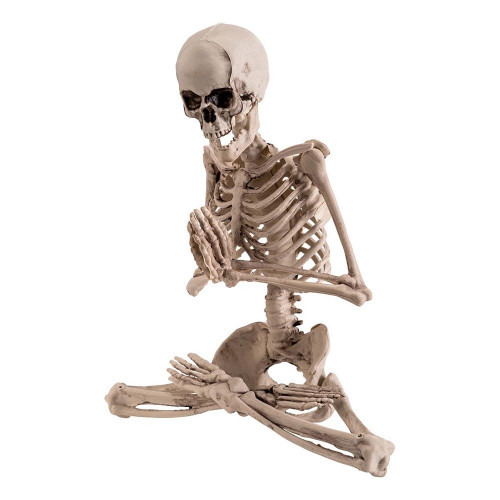 Yoga Skelett Prop