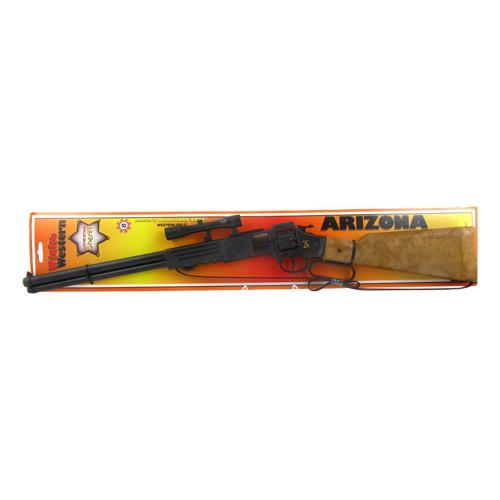 Knallpulvergevär Arizona 8-skotts - 64 cm