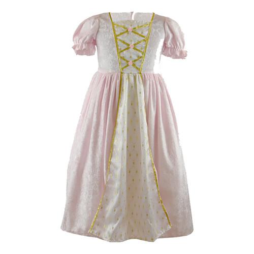 Prinsessklänning Sammetsrosa Barn