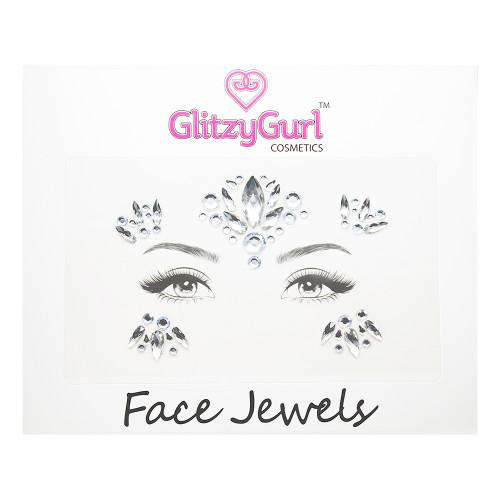 GlitzyGurl Ansiktssmycke Delightful Diva