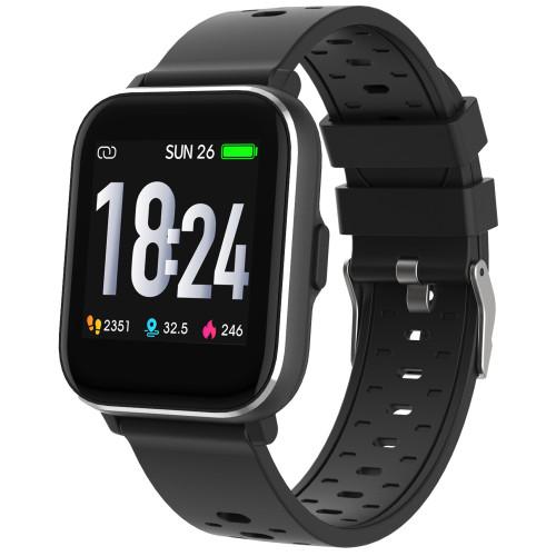 Denver SW-163 Black Smartwatch IP67