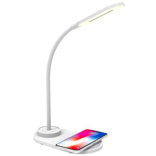 Celly Skrivbordslampa med trådlös la