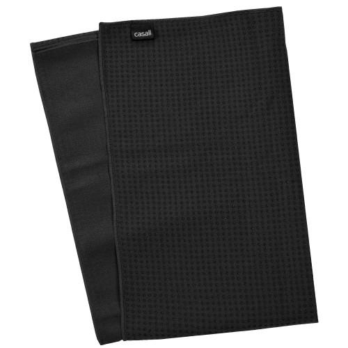 Casall Yoga towel 183x65cm Black