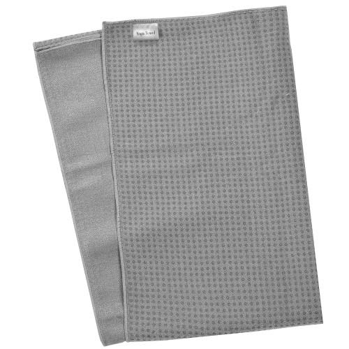 Casall Yoga towel 183x65cm Light Grey